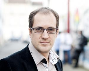 Portrait d'Eric Lalitte, Directeur IN'TECH Paris