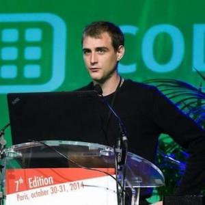 Julien Moreau-Mathis, élève d'IN'TECH, en alternance chez Microsoft en tant qu'évangéliste technique.