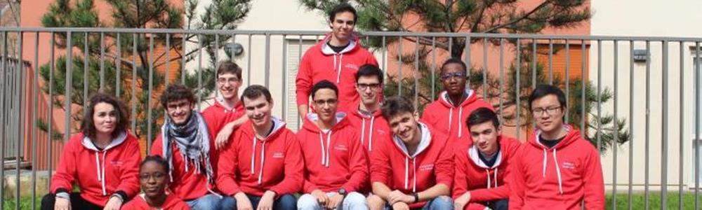 L'AGGE, l'association des étudiants du Groupe ESIEA