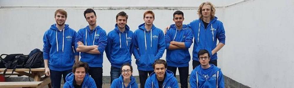 La DTRE, l'association de robotique du Groupe ESIEA