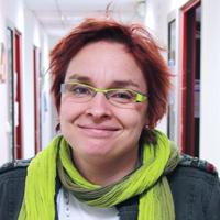 Corinne Thomas, professeur à l'école d'informatique IN'TECH