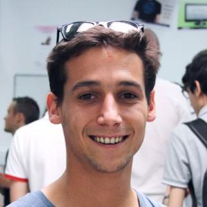 Pierre Houdyer, étudiant IN'TECH ayant effectué 2 ans et demi de son cursus à l'international