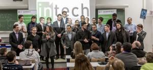 Forum des Projets Informatiques d'IN'TECH (janvier 2016)