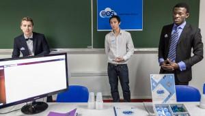 Projet informatique étudiant : Admin Online Services