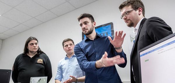 Projet informatique étudiant : EvalITI