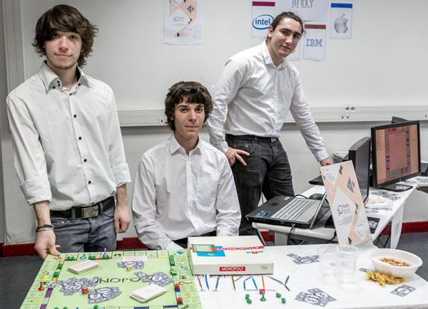 Projet informatique étudiant : ITI'Poly