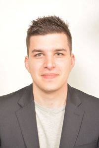 Mathieu, étudiant d'IN'TECH qui intègrera CISCO en août.