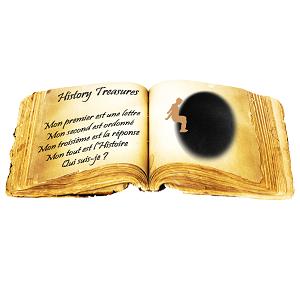 History treasure, Projet Informatique Intech Paris 2016