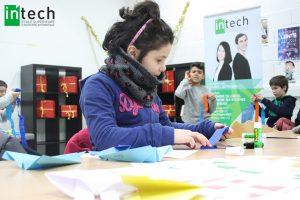 Kidin'Tech : des ateliers d'informatique pour les enfants d'Ivry-sur-Seine