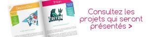 Consultez le livret des projets informatiques d'IN'TECH