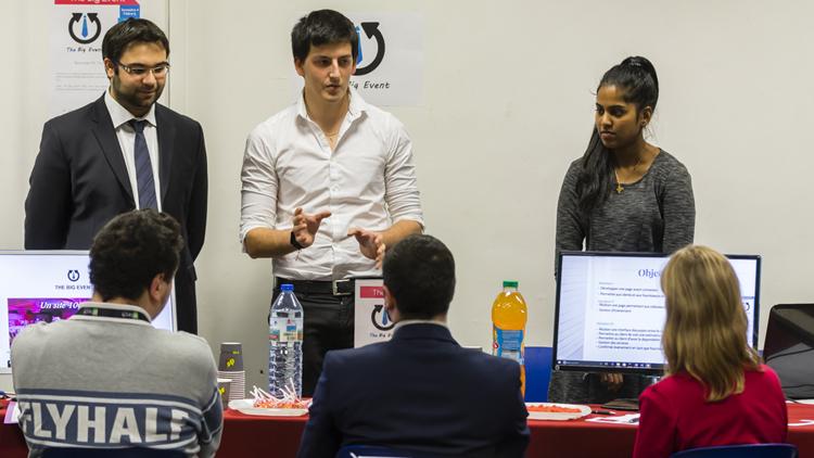 Forum des projets informatiques IN'TECH - crédit Thomas Barthel