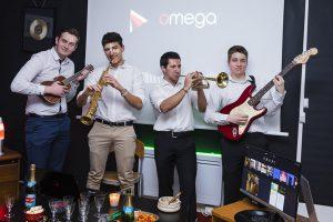 Omega, projet informatique des étudiants d'IN'TECH