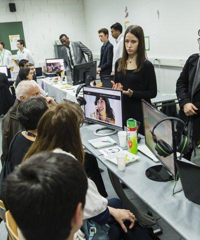 Projet informatique IN'Tech: CallTech