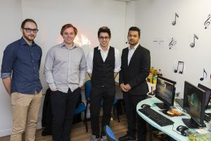 Projet informatique IN'Tech: Fell The Sound