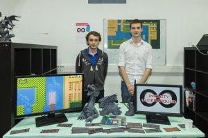 Projet informatique IN'Tech: Infinity Underground