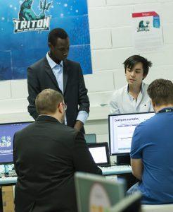 Projet Informatique Triton 2016