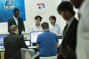 Projet informatique IN'Tech: Triton