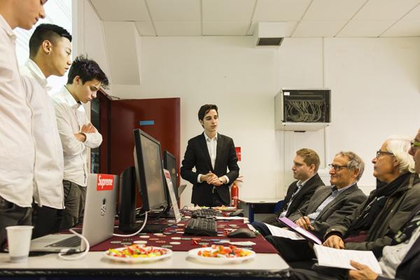 Projet informatique IN'Tech: Yam SuperStar