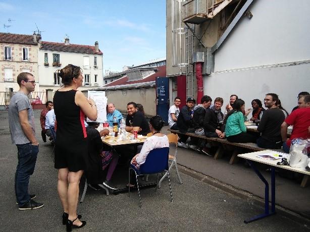 Midi-Rézo 2017 : rencontres et réseautage entre étudiants d'IN'TECH