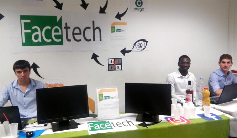 Projet informatique Face'Tech