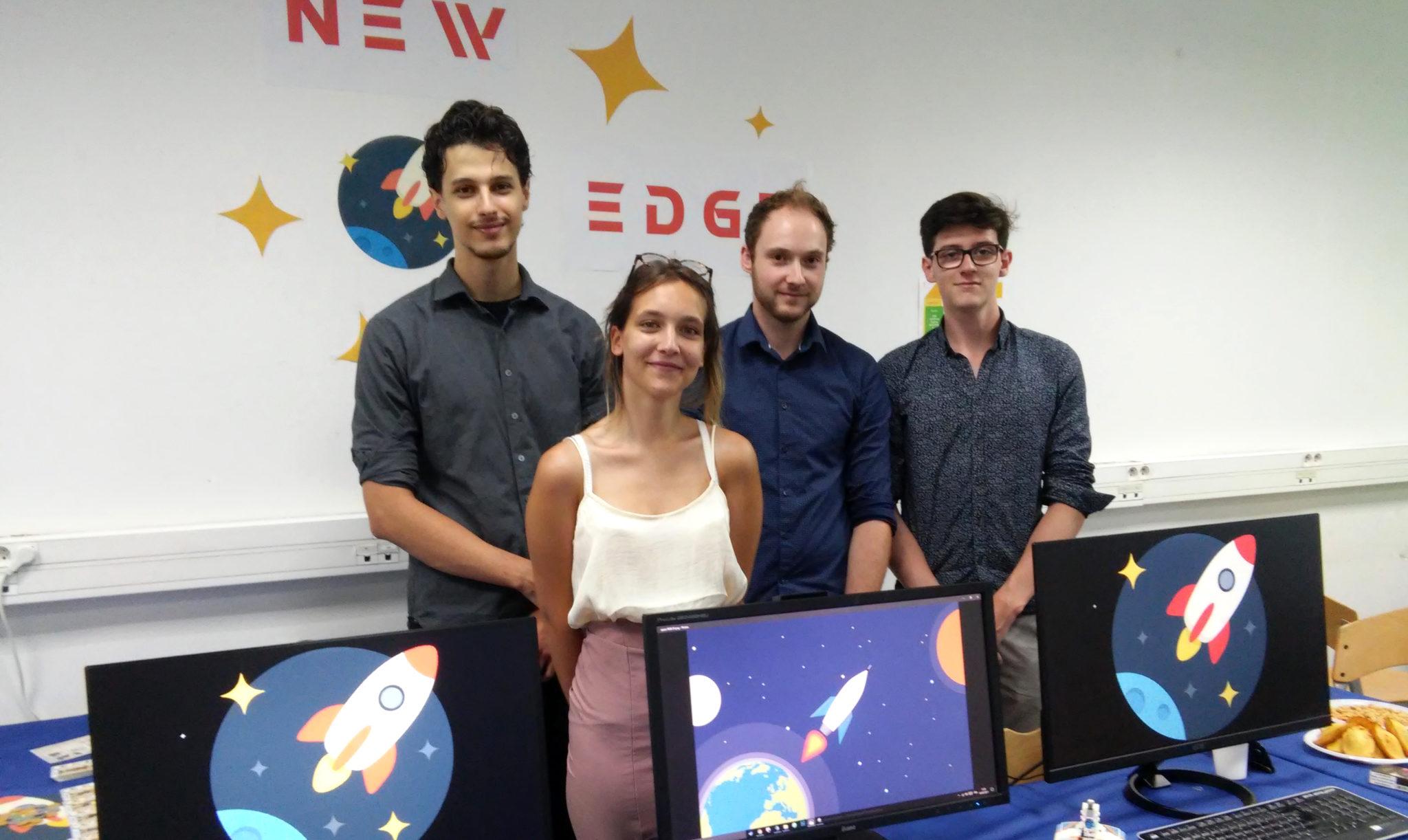 Projet informatique New Edge