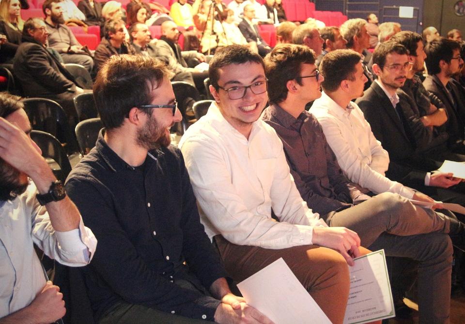 IN'TECH SUD premiere promo bachelors